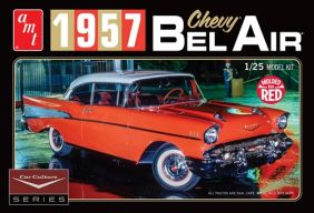 1/25 '57 CHEVY BEL AIR-RED