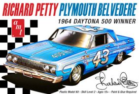 AMT 1/25 '64 PLYMOUTH BELVEDER