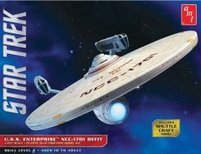 1/537 STAR TREK USS ENTERPRISE