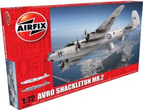 1/72 AVRO SHACKLETON MR.2 MODE