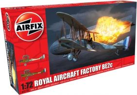 1/72 ROYAL AIRCRAFT FACTORY BE2c