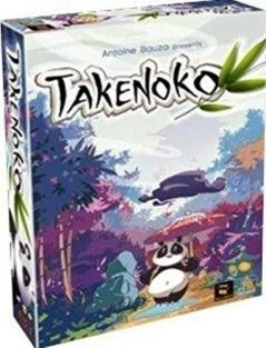 TAKENOKO GAME #TAK01 BY ASMODE