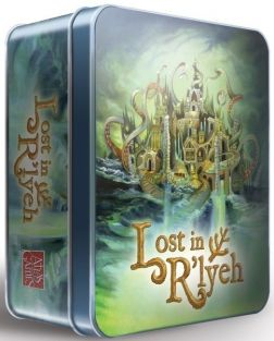 LOST IN R'LYEH GAME #1370 BY A
