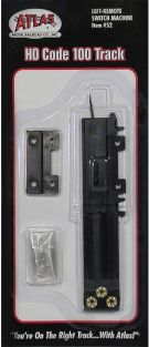 HO R/C SWITCH MACHINE LEFT