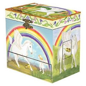 PEGASUS JEWELRY BOX #B1201 BY