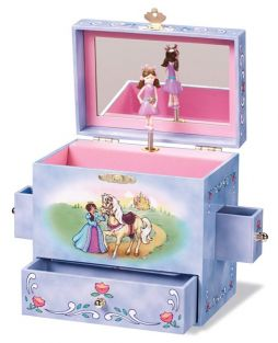 FAIRYTALE PRINCESS MUSIC BOX #