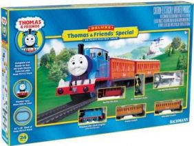 HO DELUXE THOMAS W/ANNIE & CLA