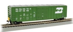 HO BURLINGTON NORTHERN 50' BRA