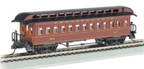 BACHMANN HO PENNSYLVANIA OLD T