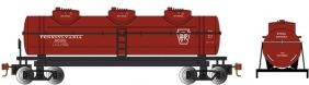 HO PENN 40' 3-DOME TANK CAR