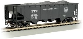 HO BALTIMORE & OHIO 40' QUAD H