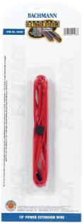 HO 10' TERMINAL EXT. WIRE RED