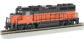 (SALE)BACHMANN HO MILWAUKEE RO