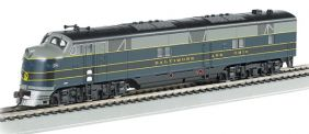 (SALE)BACHMANN HO BALTIMORE &