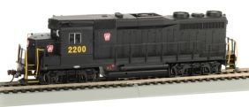 HO PENNSYLVANIA GP-30 LOCO WIT