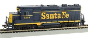 HO SANTA FE GP-30 LOCO WITH DC