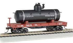 US MILITARY OLDE TYME TANK CAR