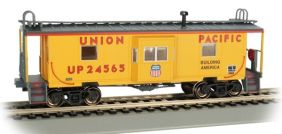 HO UNION PACIFIC BAY WINDOW CA