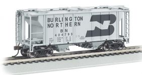 HO BURLINGTON NORTHERN PS2 2-B