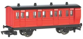 HO RED BRAKE COACH-THOMAS & FR