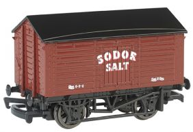 HO SODOR SALT WAGON-THOMAS & F