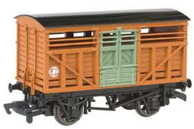 HO GWR CATTLE WAGON-THOMAS & F