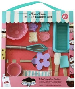 DELUXE BAKING SET 25-PIECE #BK