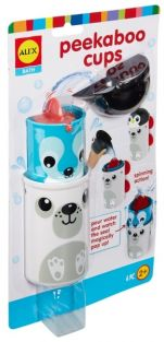 PEEKABOO CUPS BATH TOY #200107