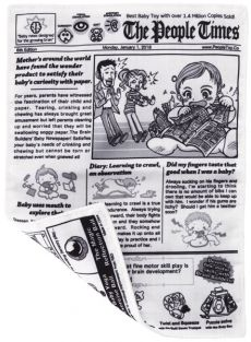 BABY NEWSPAPER #BB073 BY PEOPL