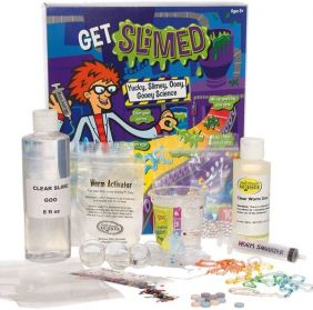 GET SLIMED SCIENCE KIT #4515 B
