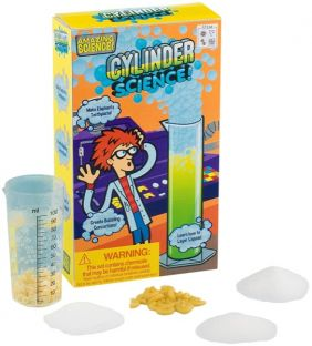 CYLINDER SCIENCE KIT #5895 BY