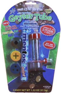 GEYSER TUBE WITH CAPS SET #715