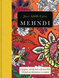 JUST ADD COLOR MEHNDI
