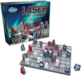 LASER CHESS GAME #1034 BY THIN