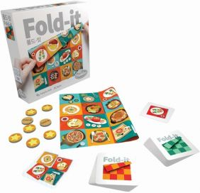 (SALE)FOLD-IT GAME #3550 BY THINK FU