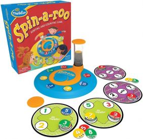 THINK FUN SPIN-A-ROO SORTING &