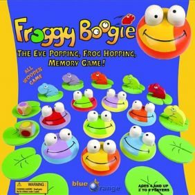 FROGGY BOOGIE GAME #00230 BY B