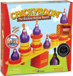 (SALE) CHICKYBOOM GAME #00350 BY BLUE