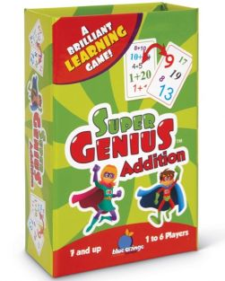 (SALE) SUPER GENIUS-ADDITION G
