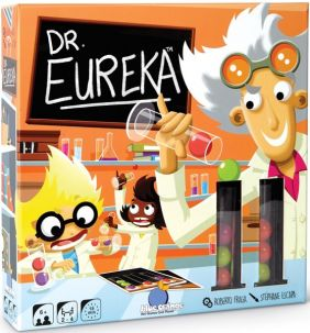 DR. EUREKA GAME #03300 BY BLUE