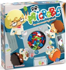 (SALE)DR. MICROBE GAME #03301