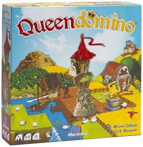 QUEEN DOMINO GAME #03601 BY BL