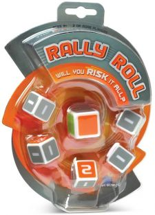 RALLY ROLL DICE GAME #04500 BY
