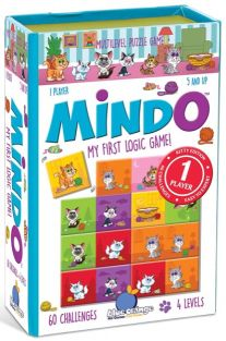 (SALE) MINDO: MY FIRST LOGIC GAME KITTEN
