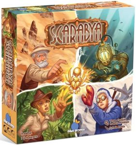 (SALE) SCARABYA GAME #07100 BY BLUE O