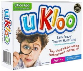 UKLOO EARLY READER TREASURE HU