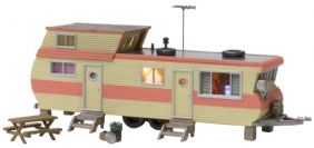 O DOUBLE DECKER TRAILER-BUILT