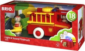 LIGHT & SOUND FIRETRUCK