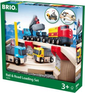 RAIL & ROAD LOADING SET #33210
