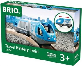 TRAVEL BATTERY TRAIN #33506 BY